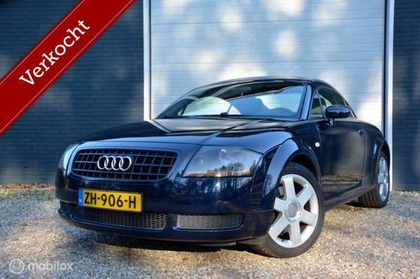 Audi TT 1.8 5V Turbo Youngtimer