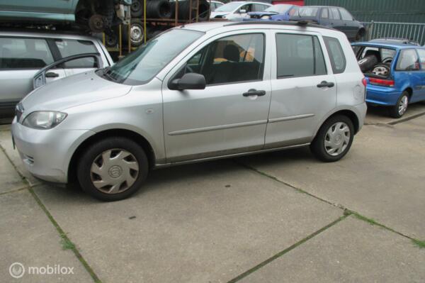 Onderdelen Mazda 2 1.4 Dynamic 2004