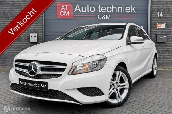 Mercedes A-klasse 180 Urban/Amg/Leder/Camera/MTF/122pk/vol