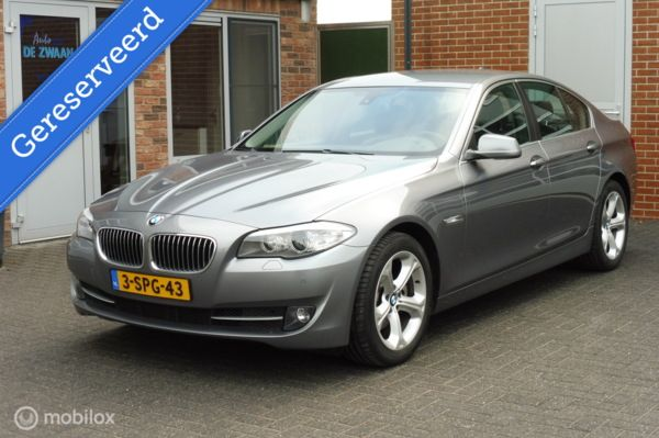 BMW 5-serie 520d Executive, AUTOMAAT, 18 INCH LMV, PDC