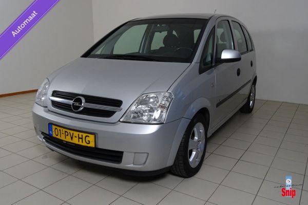 Opel Meriva 1.8-16V Cosmo Automaat + Airco, Cruise, Trekhaak