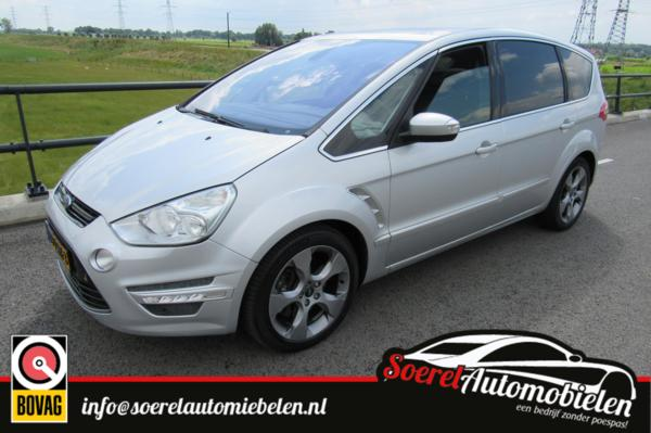 Ford S-Max 2.0 EcoBoost S Edition, AUTOMAAT, clima, p.sens, navi