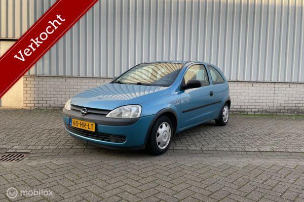 Opel Corsa 1.0-12V Comfort Zeer Nette Staat