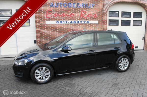 Volkswagen Golf 1.6 TDI Edition BlueMotion