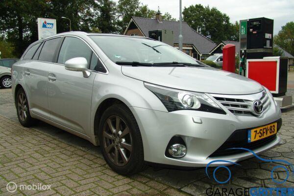 Toyota Avensis Wagon 2.0 D-4D Executive Business NAVI/ECC/PANRAMADAK