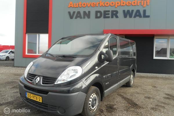 Renault Trafic bestel 2.0 dCi T27 L1H1/AIRCO