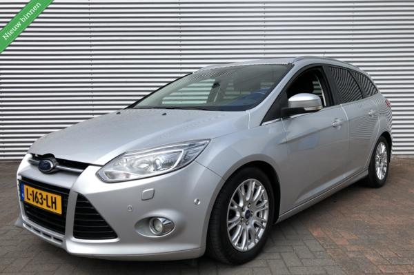 Ford Focus Wagon 1.6 EcoBoost First Edition Led Xenon Airco Full Options NW Model BJ 2011
