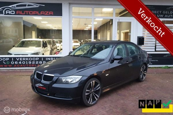 BMW 3-serie 318d Corporate Lease Business Line