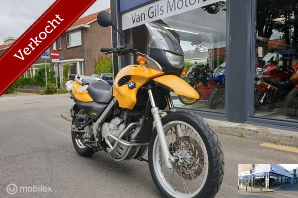 BMW All-Road F 650 GS abs verlaagd model !!!!!!!