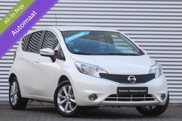 Nissan Note 1.2 DIG-S Acenta Automaat | Airco | ALL IN Prijs!