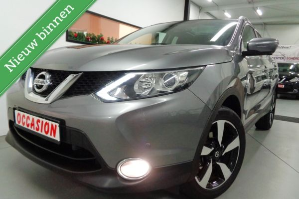 Nissan Qashqai 1.2 Connect Edition/ 360 Camera/ Navi/ PanoDak