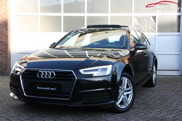 Audi A4 Avant 2.0 TDI Pro Line Pano, Standkachel, Navi Dyna