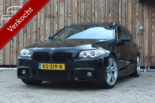 BMW 5-serie Touring 520d M Sport Edition Aut Panorama