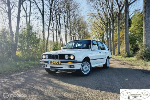 BMW  325iX Touring gerestaureerd