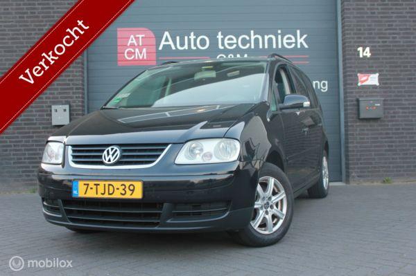 Volkswagen Touran 1.9 TDI Business/cruise/airco/elektr/7pers