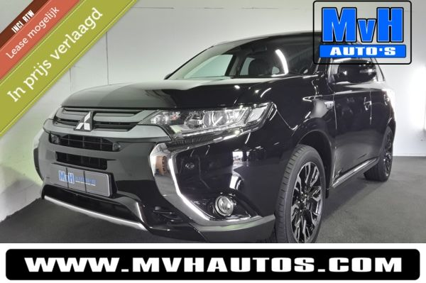 Mitsubishi Outlander 2.0 PHEV Executive|NIEUW MODEL|18 INCH|PDC V+A