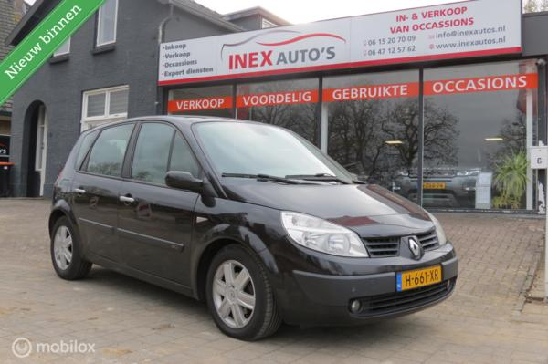 Renault Scenic 1.5 dCi Expression Luxe Panoramadak