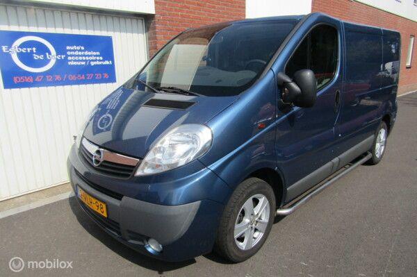 Opel Vivaro bestel A 2.0 CDTI L1H1 bj 2011 zeer goede bus
