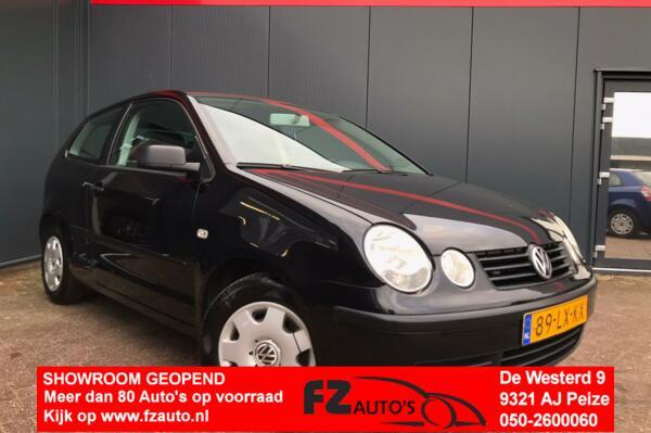 Volkswagen Polo 1.4-16V | Airco | Metallic |