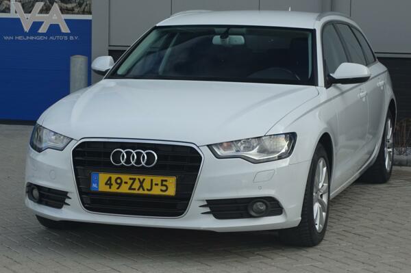 Audi A6 Avant 2.0 TDI Business Edition, aut. NL, dealer ond.