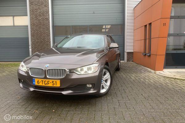 BMW 3-serie 320d EfficientDynamics Edition High Executive