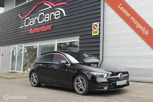 Mercedes A-klasse 200 Premium Plus AMG Line|Pano|Sfeerverlichting|Widescreen|Keyless|Camere|Burmester Audio|