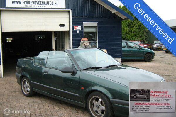 Renault 19 1.8 Cabriolet Nw APK Alle  inruil mogelijk