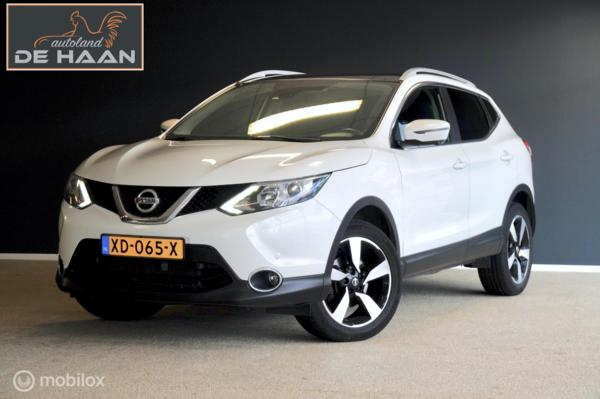 Nissan Qashqai 1.2 AUT N-Connecta NAVI CAMERA PANO 18