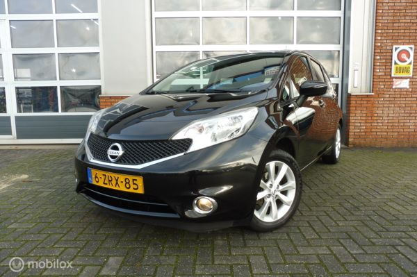 Nissan Note 1.2 DIG-S Connect Edition Navi keyless entry