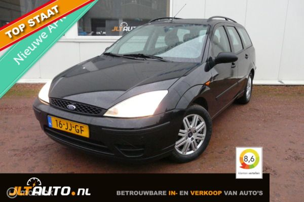 Ford Focus Wagon 1.6-16V Cool Edition Goede staat Nwe APK !