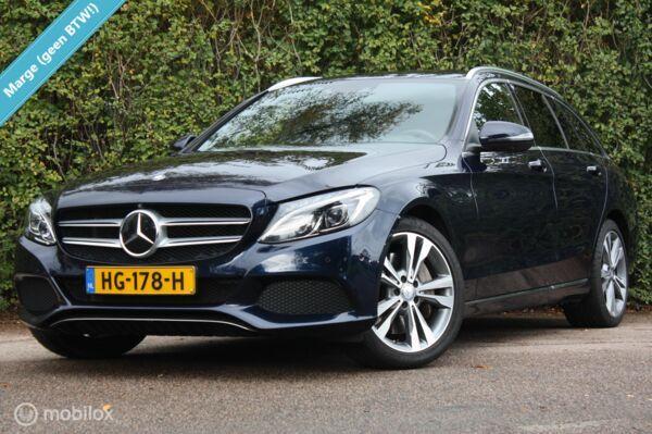 Mercedes C350e Estate Full LED/360 camera/active lane assist
