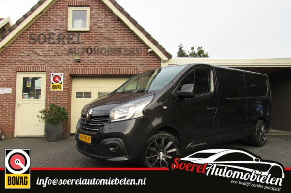 Renault Trafic bestel 1.6 dCi T29 L2H1 Turbo2 140 PK, clima, cruise