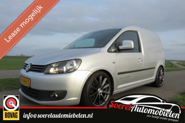 Volkswagen Caddy Bestel 1.6 TDI  , clima, cruise,,nieuwstaat