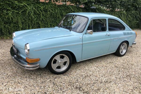 Volkswagen 1600tl Coupe