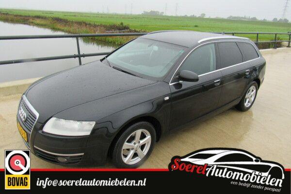 Audi A6 Avant 2.0 TDI Pro Line Business high executive automaat clima