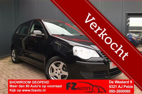 Volkswagen Polo 1.2-12V Comfortline   Airco   5DRS  