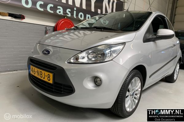 Ford Ka - 1.2 Titanium X Cool & Sound