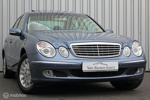 Mercedes-Benz E-Klasse E240 | 1 eig | Elegance | Youngtimer