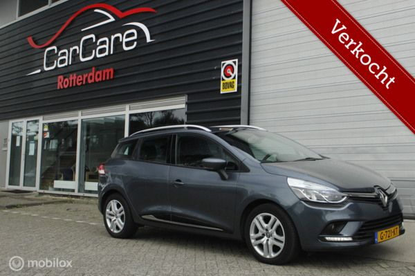 Renault Clio TCe 90 Energy Limited|Navi|Stoelverwarming|Climate Control