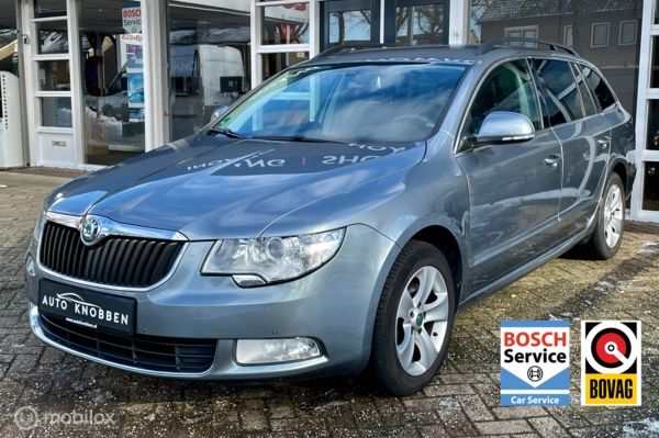 Skoda Superb Combi 1.8 TSI Ambition Navi, Climat, Pdc, Lm..