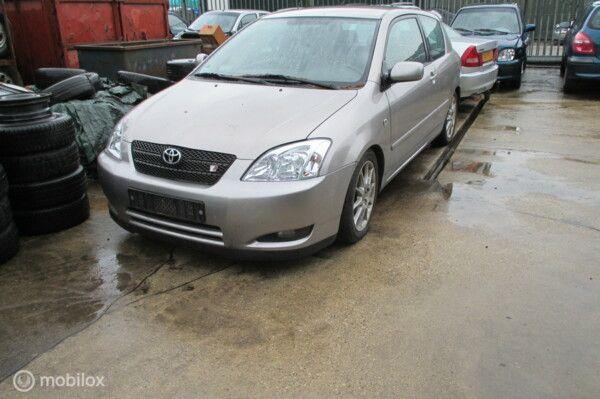Onderdelen Toyota Corolla 1.8 VVTL-i T-Sport 141kW
