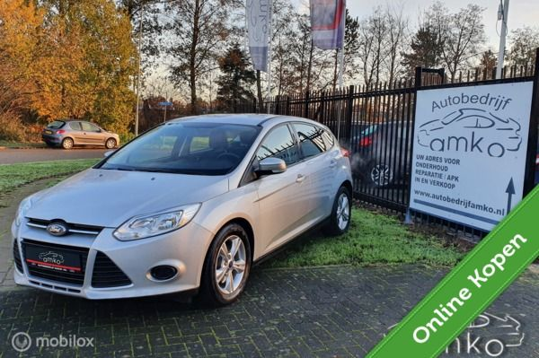Ford Focus 1.6 EcoBoost First Edition / AIRCO / LM. VELGEN / ENZ.