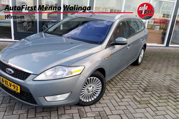 Ford Mondeo Wagon 1.8 TDCi Trend