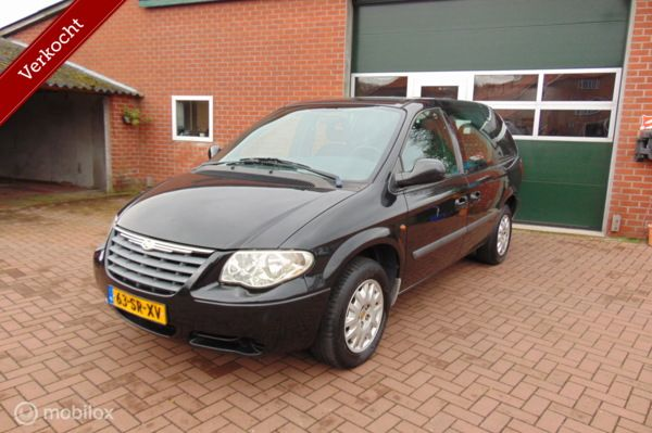 Chrysler Voyager 2.4i SE Luxe, Bj 2006, 7-Persoons Auto