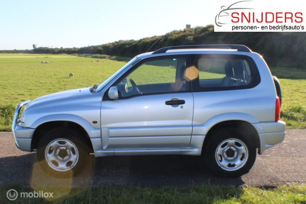 Suzuki Grand Vitara 1.6 Wide Body 4WD TREKHAAK AFNEEMBAAR