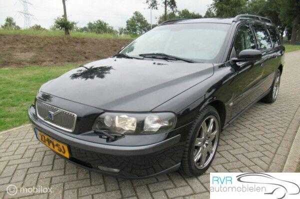 Volvo V70 2.4i LEER/CLIMA/CRUISE/NIEUWE APK