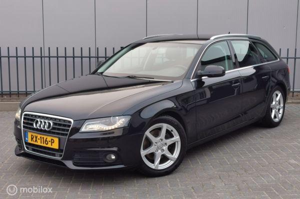 Audi A4 Avant 1.8 TFSI S-line Top onderhouden