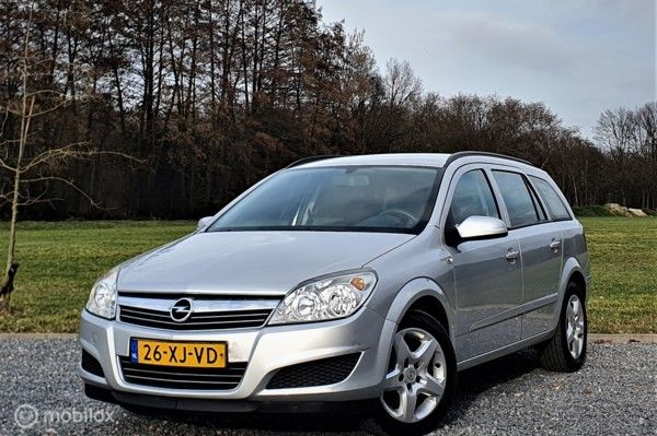 Opel Astra Wagon 1.6 Business, Cruise, Airco.