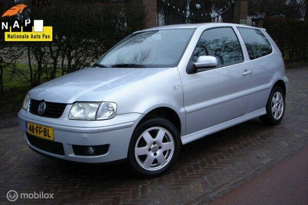 Volkswagen Polo 1.4-16V  (Bj 2000') APK 03-02-2022'