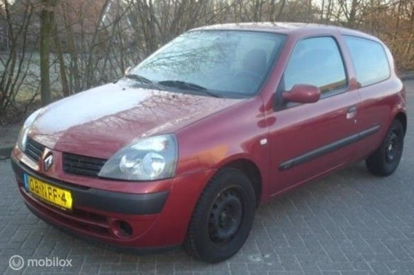 Renault Clio - 1.5 DCI Authentique motor defect